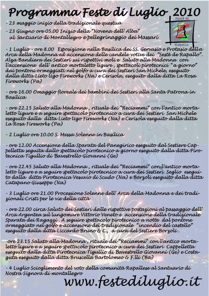 feste di luglio 1-2-3 Rapallo (Ge) - Pagina 3 Immagine-18