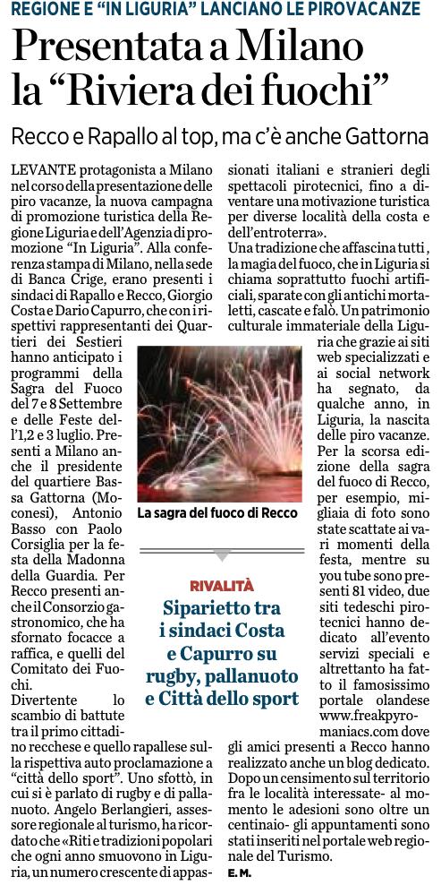 feste di luglio 1-2-3 Rapallo (Ge) - Pagina 5 Il-Secolo-XIX_130521_Pag26_Ritaglio